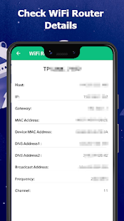WiFi Router Password - Router Setup Page Password
