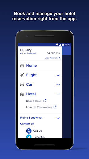 Southwest Airlines  Screenshots 4
