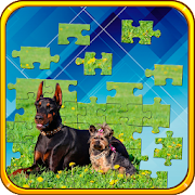Puzzles with animals