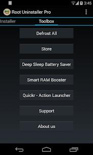 Root Uninstaller Pro v8.5 [Paid] 5