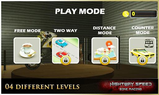 Highway Speed Motorbike Racer : Bike Racing Games  screenshots 3