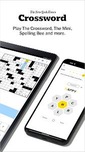 The New York Times Crossword 4.23.0