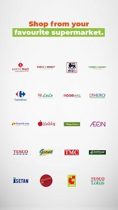 HappyFresh - Grocery & Food Delivery Onlineのおすすめ画像4