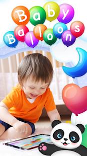 Baby Balloons pop