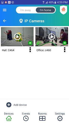 Vivitar Smart Home Security 1.0.159 Screenshots 2