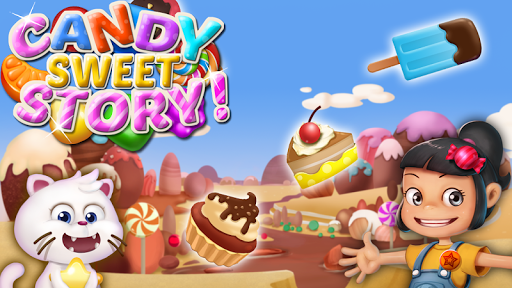 Candy Sweet Story: Candy Match 3 Puzzle  screenshots 7