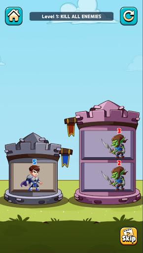 Hero Tower Wars  screenshots 4
