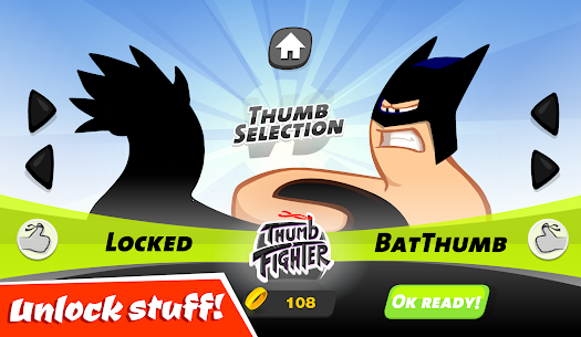Thumb fighter Apk (MOD, Unlimited) Latest Download 5