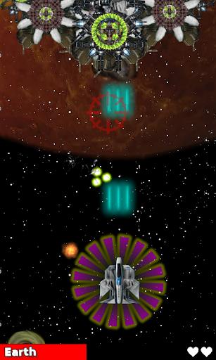 Spaceship Wargame 1 : Alien Shooter 3.8.95 screenshots 8
