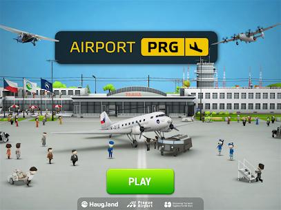 AirportPRG v1.5.8 MOD (Money) APK 1