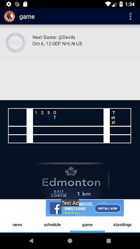Edmonton Hockey - Oilers Edition For PC Windows (7, 8, 10, 10X) & Mac Computer Image Number- 7