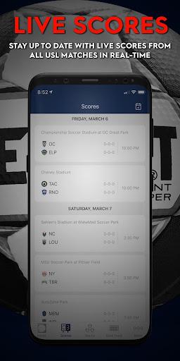united soccer league screenshot 2