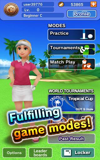 Golf Days:Excite Resort Tour screenshots 11