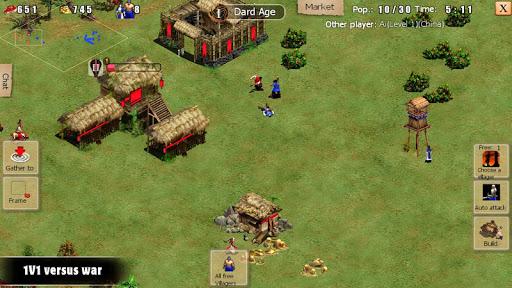 War of Empire Conquestuff1a3v3 Arena Game android2mod screenshots 2