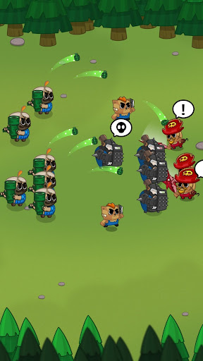 Cats Clash - Epic Battle Arena Strategy Game screenshots 12