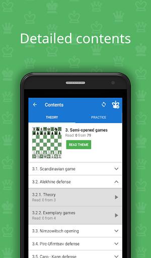 Chess Opening Lab (1400-2000) 1.3.5 Screenshots 5