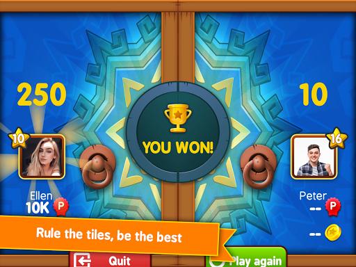 Mahjong Maya Puzzle Live Duels  screenshots 17