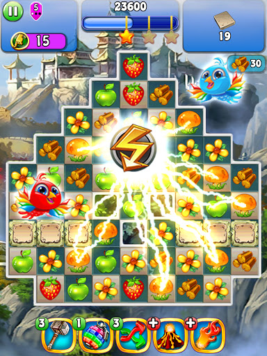 Magica Travel Agency: Match 3 Games, Jigsaw Puzzle  screenshots 19