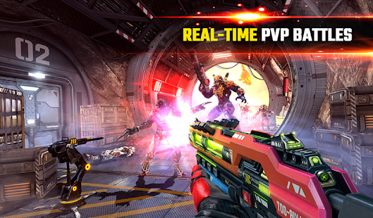 SHADOWGUN LEGENDS - FPS and PvP Multiplayer games 1.1.1 Screenshots 10
