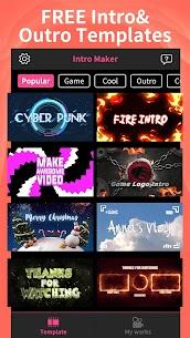 Intro Maker + Vip Hileli apk v3.2.5 1