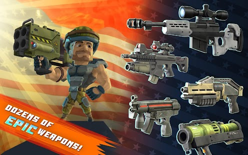 Major Mayhem 2 - Gun Shooting Action Screenshot