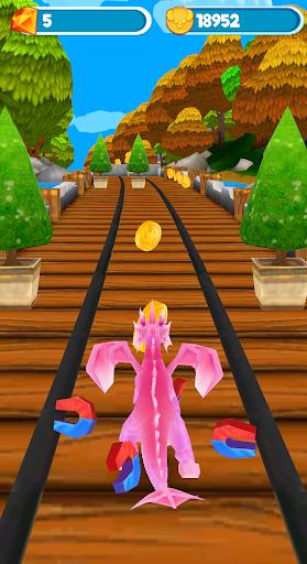 Flying Dragon Run - Dragon World Dino Simulator 1.2.0 screenshots 4