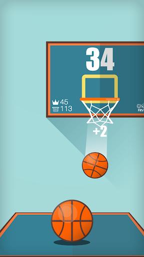 Basketball FRVR - Shoot the Hoop and Slam Dunk! screenshots 4