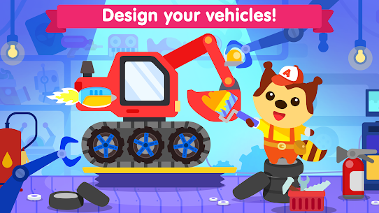 Car game for toddlers  kids cars racing games Apk Download NEW 2021 4
