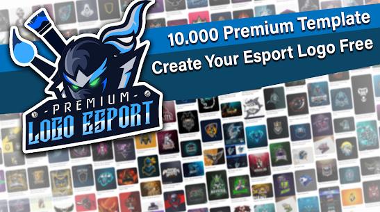 Logo Esport Premium | Logo Maker 1