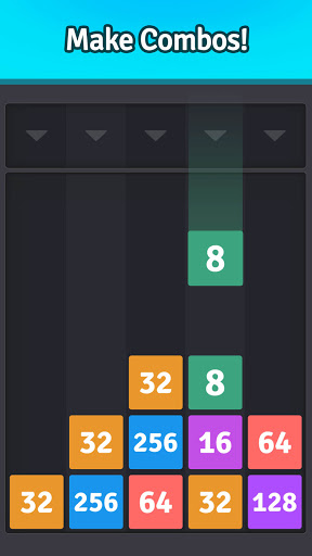 2048 Merge Number Games 1.0.9 screenshots 2