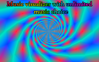 Tunnel to the Astral plane - Music Visualizer