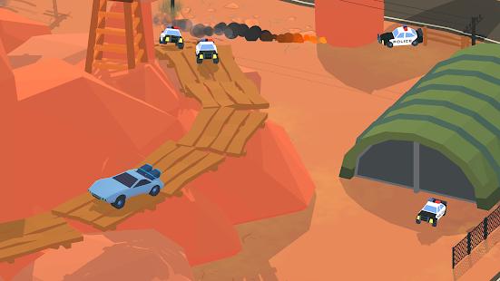 Image For Smash racing: drive from cops, make an epic crash! Versi 6.7.7 8