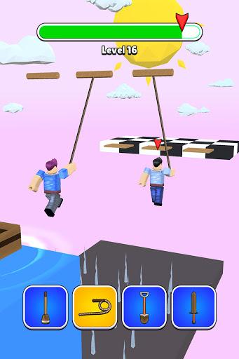 Roblock Transform Run - Epic Craft Race apkpoly screenshots 13