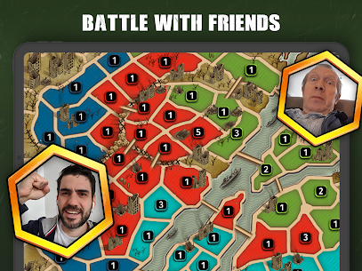 B&H: WW2 Strategy, Tactics and Conquest MOD APK 5.31.1 (Ads Free) 7