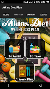 Atkins Diet Weight loss For Pc   How To Use (Windows 7, 8, 10 And Mac) 2