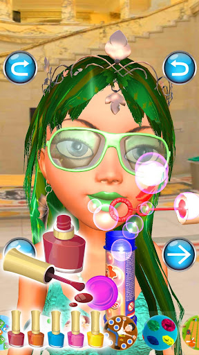 Princess Game Salon Angela 3D - Talking Princess 201124 screenshots 8