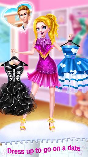 ud83eudddbu200du2640ufe0fud83dudc84Vampire Girl Dress Up - Love Story apkpoly screenshots 3