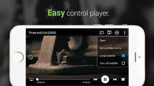 mv  castplayer screenshot 2