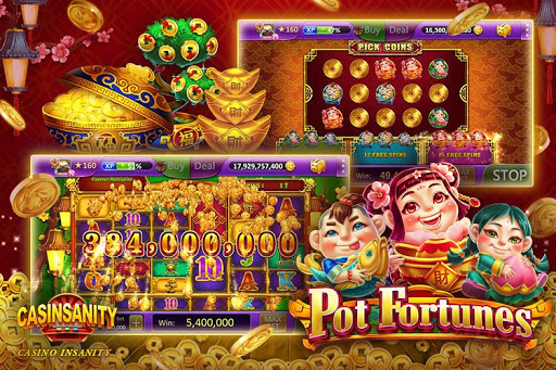 Casinsanity Slots u2013 Free Casino Pop Games 6.7 screenshots 3