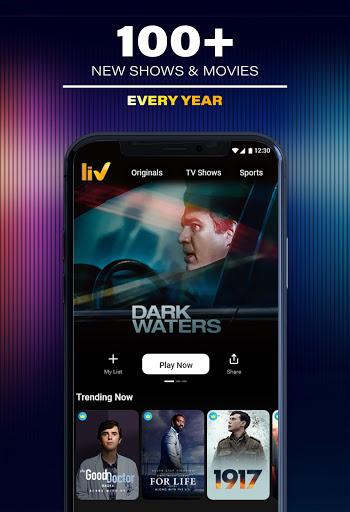 SonyLIV: Originals, Hollywood, LIVE Sport, TV Show apktram screenshots 2