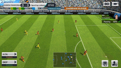 Champion Eleven 2.18.137 Screenshots 6