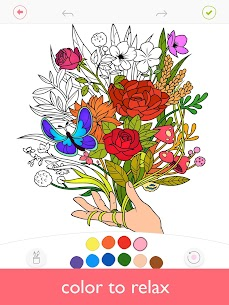 Colorfy: Free Coloring Games – Paint Color Book 1
