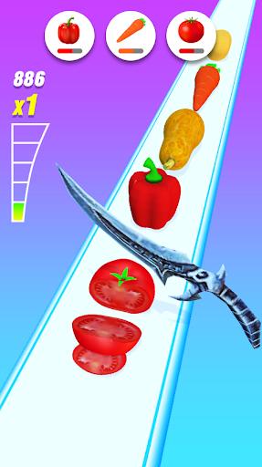 Food Slicer u2013 Slice Veggies, Fruits, Bread, Cakes 1.51 screenshots 9
