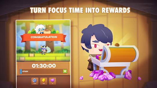 Focus Quest – Stay Focused, Study Timer, Focus App 2