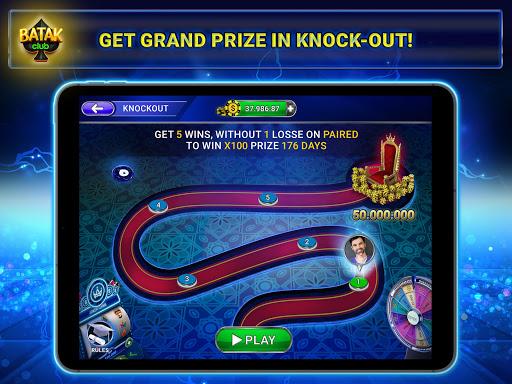 Batak Club - Online & Offline Spades Game 7.1.28 screenshots 16