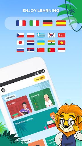 English with Lingualeo android2mod screenshots 1
