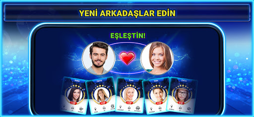 Code Triche Batak Club - Sesli, Eşli, İhaleli, Batak Online (Astuce) APK MOD screenshots 4