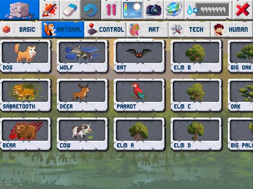 The Sandbox Evolution - Craft a 2D Pixel Universe! goodtube screenshots 24
