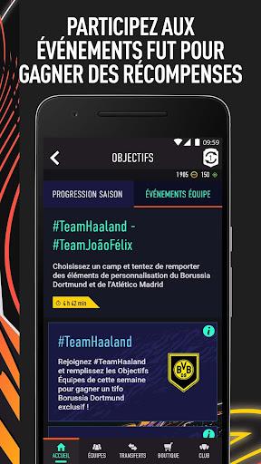 EA SPORTS™ FIFA 21 Companion APK MOD (Astuce) screenshots 3