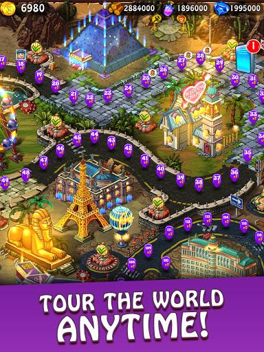 Magica Travel Agency: Match 3 Games, Jigsaw Puzzle  screenshots 12